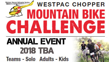 Westpac Chopper Mountain Bike Challenge Annual Event